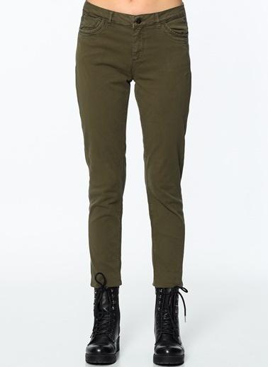 Lee Cooper Bilek Boy Skinny Pantolon Haki